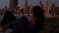 Emmy Rossum - Topless outside in Shameless Sex Scene - (uploaded by celebeclipse.com)