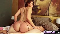 Anal Hardcore Sex With Big Butt OIled All Over ...