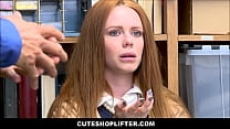 Sexy Thick Redhead Teen With A Juicy Ass Ella H...