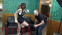 Lizzy Lamb and Sully Savage Ball Destruction FE...