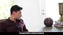 TeamSkeet - Sarah Banks Worshipped By Thick White Cock