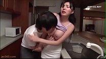 Japanese boob sucking