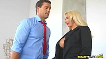 RealityKings - Big Tits Boss - Hyped And Horny Thumbnail