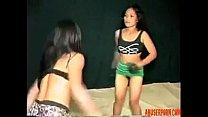 Asian Rough Catfight 1, Free Amateur Porn 0d: xHamster - abuserporn.com Thumbnail