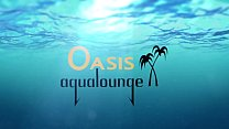 Oasis Aqualounge Gingerbread Sandwich