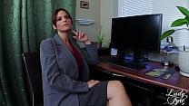 Teachers Fuck & Suck Lucky Student in Detention Syren De Mer & Lady Fyre