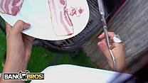 BANGBROS - Kesha & Sheila Ortega's Huge Asses Getting Fucked By Potro De Bilbao