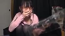 Spring daughter Tsu geek glasses in naive ウブでメガネなオタクっ娘 はる