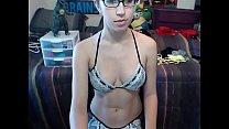 6cam.biz amateur alexxxcoal flashing ass on live webcam Thumbnail