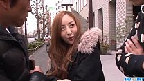 Erena Aihara gets picked up and fuked hard