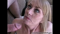 Two Cocks For Horny Mother Thumbnail