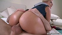 Sexy Blonde gets Anal