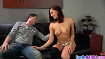 Ashley Fires Sweet Daughter Seduces American Daddy