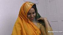 HornyLily's wedding night Hindi pov roleplay Thumbnail