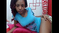 Ebony Valeria playing  xxblacks.com