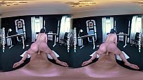 DDFNetwork VR - Fuck Aletta Ocean in Virtual Re...