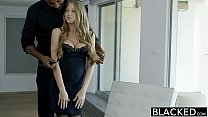 BLACKED Petite Blonde Shawna Lenee Screams On H...