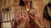 The Biggest Tits In The Wild West With Kelly Ma...