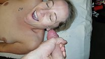 Loves full cum facials