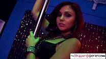 The Stripper Experience - Ariana Marie strip do...