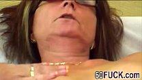 Slutty granny is craving for a dick-man-hi