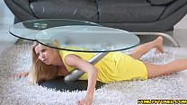 Alexis Fawx blowjobs step sons big cock in the ...