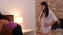Jenna J Ross and Emily Willis lick lesbian pussies Thumbnail