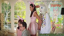 xncams.ml Cute teen Avi surprises easter bunny ... Thumbnail