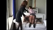 Japanese spank punishment 2