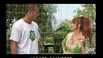 Big-tit British redhead Soccer mom Lia Lor fuck... Thumbnail