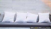 Brazzers - Real Wife Stories -  Secret Sauna Sex scene starring Ivy Lebelle & Kyle Mason