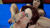 Dragonlily Footsmother Fight Humiliation Domina...