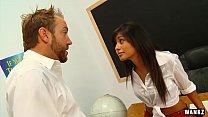 WANKZ- Ruby Reyes Seduces Her Professor
