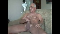 Velhote pauzudo ( big cock old man ) Thumbnail
