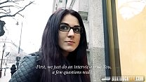Hot Bella Beretta Wears her Glasses and gets Po...