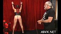 Amateur mature crazy bondage xxx scenes in obscene scenes