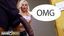 BANGBROS - Young Teen Elsa Jean Stumbles Upon I...