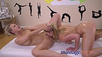 Massage Rooms Sexy Georgie Lyall with big natur...
