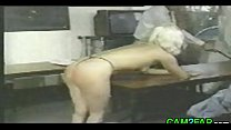 Blonde Teen gets Punished Class Thumbnail