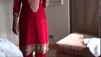 Desi Ruby Bhabhi invited me home for full one day service