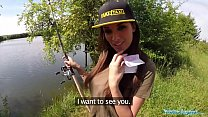 PublicAgent Anissa Kate is a Big Boobed Cheatin...