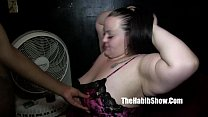 BBW thiche fucked in the ghetto hood p11