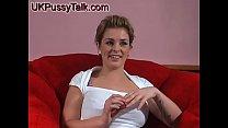 She's a Squirter! British Pornstar Has Massive, Fucking Massive, Orgasm!