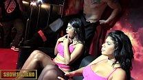 Bigbutt latin brunettes in public Thumbnail