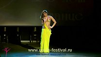 Erotic Hot Belly Dance Solo Stage Performance- ...