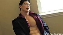 Hot Korean office guy Thumbnail