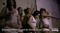 Nervous College Girls Get Talked Into Entering ...