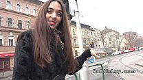 Download video bokep Hot Russian Milf picked up in public 3gp terbaru