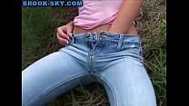 Caught Outdoors Masturbating Thumbnail