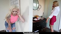 Dyked - Compilation Of Straight Teens Seduced a...